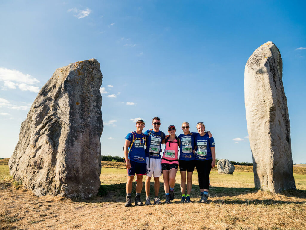 Race to the Stones ultra marathon